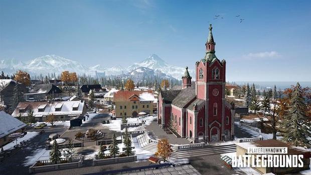 PUBG Mobile: Những địa điểm nhảy dù tốt nhất tại bản đồ tuyết Vikendi - Ảnh 5.