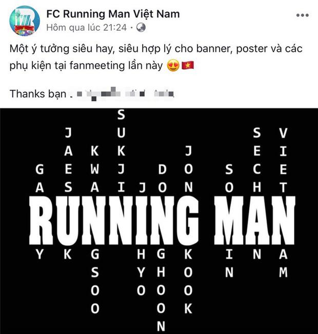 Fan Việt rục rịch mua vé lập team, chuẩn bị quà để chào đón 8 thành viên Running Man - Ảnh 7.