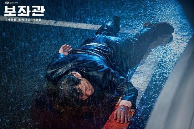 Chief of Staff của Shin Min Ah: Món đặc biệt dành cho khán giả không hảo ngọt chỉ khoái cung đấu drama - Ảnh 3.