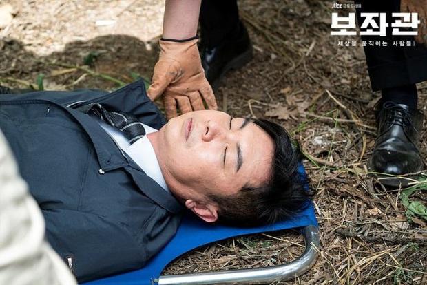 Chief of Staff của Shin Min Ah: Món đặc biệt dành cho khán giả không hảo ngọt chỉ khoái cung đấu drama - Ảnh 2.