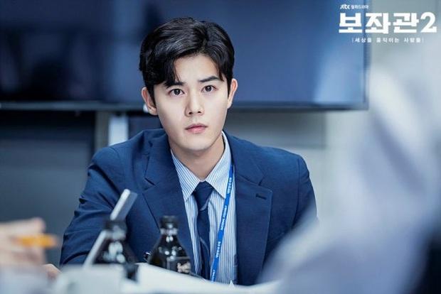 Chief of Staff của Shin Min Ah: Món đặc biệt dành cho khán giả không hảo ngọt chỉ khoái cung đấu drama - Ảnh 15.