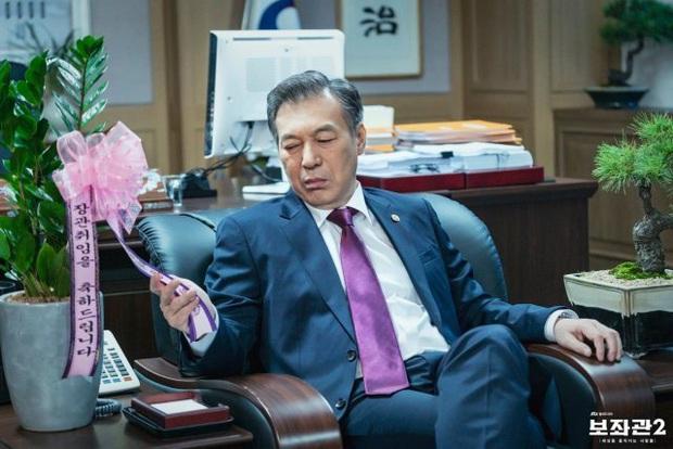 Chief of Staff của Shin Min Ah: Món đặc biệt dành cho khán giả không hảo ngọt chỉ khoái cung đấu drama - Ảnh 5.