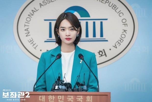 Chief of Staff của Shin Min Ah: Món đặc biệt dành cho khán giả không hảo ngọt chỉ khoái cung đấu drama - Ảnh 13.