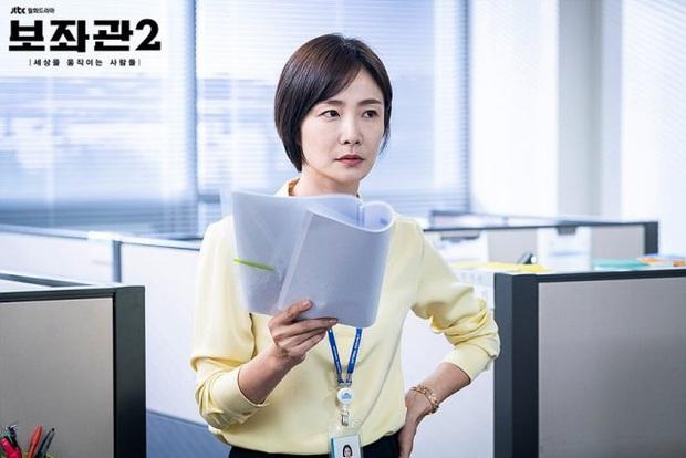 Chief of Staff của Shin Min Ah: Món đặc biệt dành cho khán giả không hảo ngọt chỉ khoái cung đấu drama - Ảnh 6.