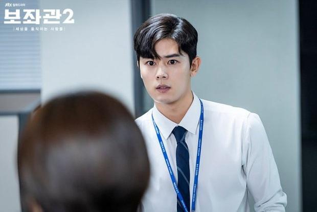 Chief of Staff của Shin Min Ah: Món đặc biệt dành cho khán giả không hảo ngọt chỉ khoái cung đấu drama - Ảnh 7.
