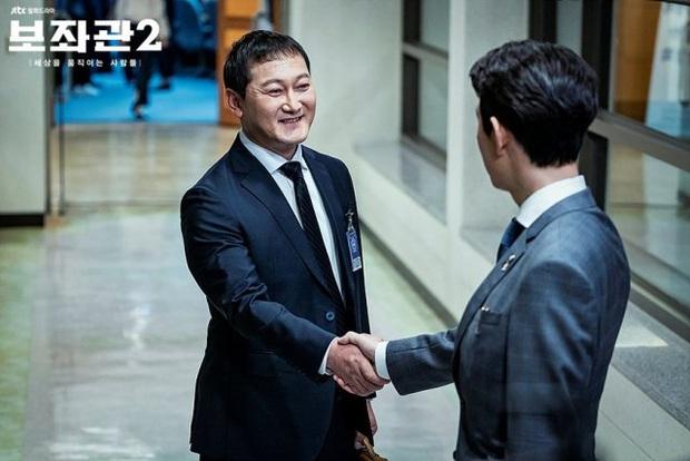 Chief of Staff của Shin Min Ah: Món đặc biệt dành cho khán giả không hảo ngọt chỉ khoái cung đấu drama - Ảnh 9.