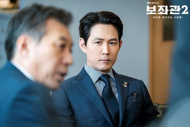 Chief of Staff của Shin Min Ah: Món đặc biệt dành cho khán giả không hảo ngọt chỉ khoái cung đấu drama - Ảnh 4.