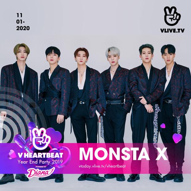 Monsta X xác nhận đến Việt Nam sau scandal, cùng nữ hoàng sexy HyunA bùng nổ tại show Hàn-Việt hot nhất năm sau - Ảnh 1.