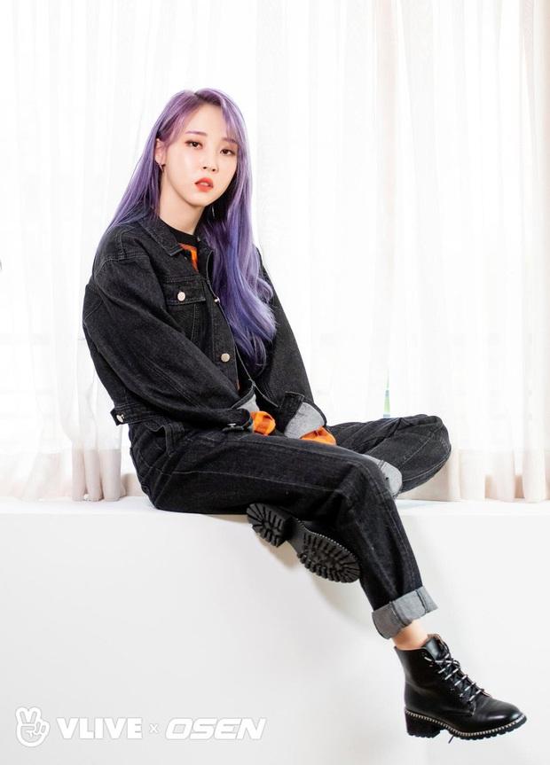 Nam nay idol Hàn nhuộm rất nhiều màu tóc chóe lọe và đây là 7 tông ấn tượng nhất - Ảnh 7.