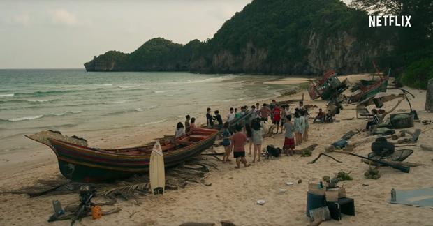 Phim sinh tồn đầu tiên của Thái Lan lên sóng Netflix: Kịch tính, li kì và cả rổ drama - Ảnh 2.