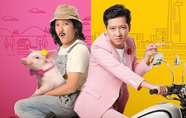 3 cặp sinh đôi phá banh cả thế giới trong phim Việt: Minh Tú nom vậy vẫn không làm lại siêu sao dỏm Trường Giang - Ảnh 5.