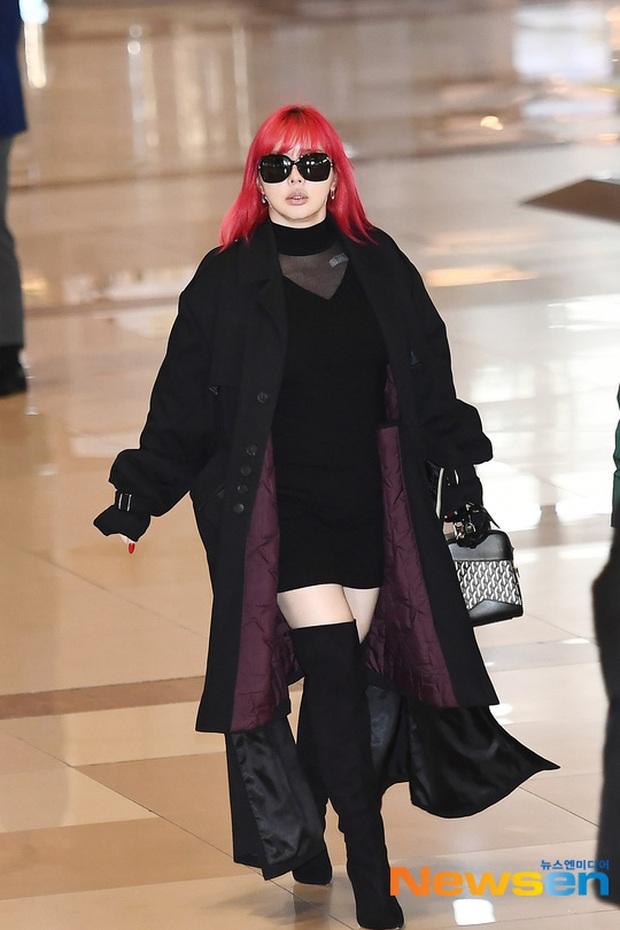 Park Bom khiến netizen choáng với body tăng cân xồ xề, còn đâu nữ thần tượng vạn người mê một thời - Ảnh 1.