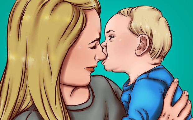 8 hành vi của con mà cha mẹ nào cũng nên lưu tâm vì ẩn sau là những thông điệp từ chúng! - Ảnh 8.