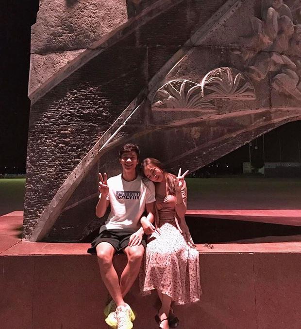 Tình bể bình như cầu thủ Phan Văn Đức và vợ sắp cưới: Về nhà gái qua đêm, sáng dậy sớm xúng xính đi chụp ảnh cưới - Ảnh 4.