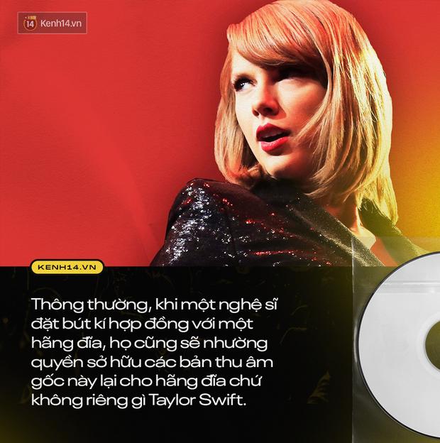 Bản thu Master là gì mà Taylor Swift cầu cứu tranh chấp, Rihanna Jay Z sứt đầu mẻ trán mới giành được, còn loạt nghệ sĩ lao đao sự nghiệp? - Ảnh 4.