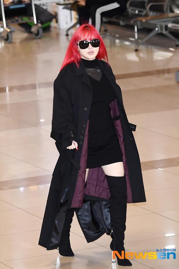 Park Bom khiến netizen choáng với body tăng cân xồ xề, còn đâu nữ thần tượng vạn người mê một thời - Ảnh 2.