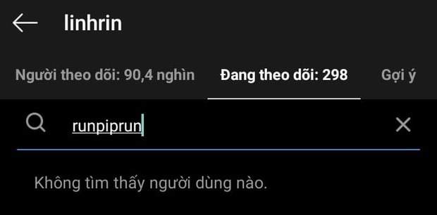 Thì ra Linh Rin và Phillip Nguyễn không follow nhau trên Instagram, hội Tiên Nguyễn cũng nằm luôn ngoài vùng theo dõi - Ảnh 4.