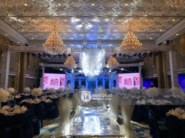 Choáng với thực đơn vô cùng giàu sang cả về chất và lượng của đám cưới Bảo Thy và ông xã doanh nhân - Ảnh 4.