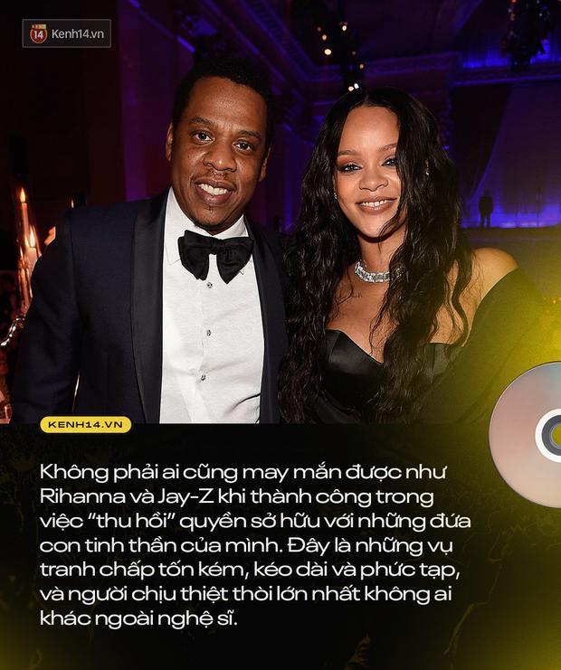 Bản thu Master là gì mà Taylor Swift cầu cứu tranh chấp, Rihanna Jay Z sứt đầu mẻ trán mới giành được, còn loạt nghệ sĩ lao đao sự nghiệp? - Ảnh 12.