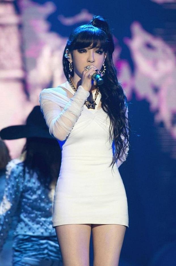 Park Bom khiến netizen choáng với body tăng cân xồ xề, còn đâu nữ thần tượng vạn người mê một thời - Ảnh 7.