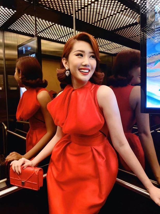 Đâu chỉ riêng Ông Cao Thắng, chồng Bảo Thy cũng đi giày độn gần 10 cm để xứng tầm bên cô dâu trong lễ cưới - Ảnh 3.