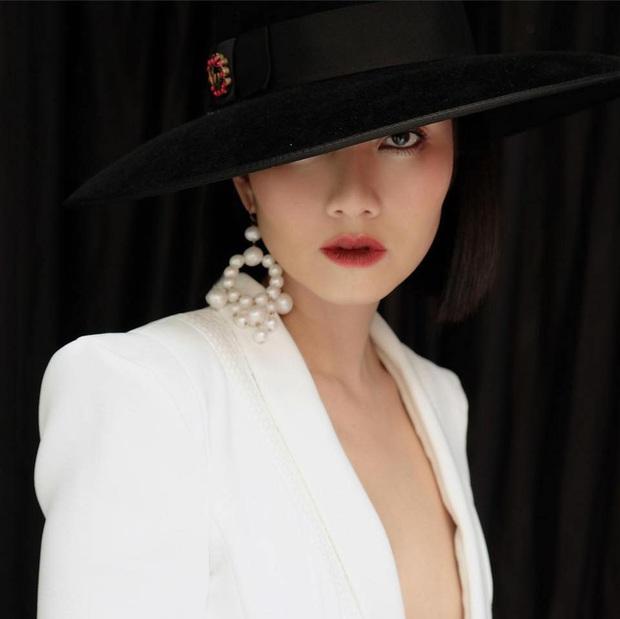 Ngọc Lan gỡ bỏ avatar và ảnh bìa hạnh phúc bên Thanh Bình, lột xác phong cách sau 3 ngày xác nhận ly hôn - Ảnh 2.