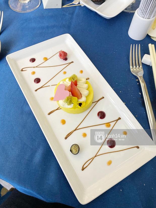 Cận cảnh tất tần tật những món trong thực đơn sang - xịn - mịn của đám cưới Bảo Thy: nhìn cho thèm chứ biết bao giờ mới được thử - Ảnh 8.