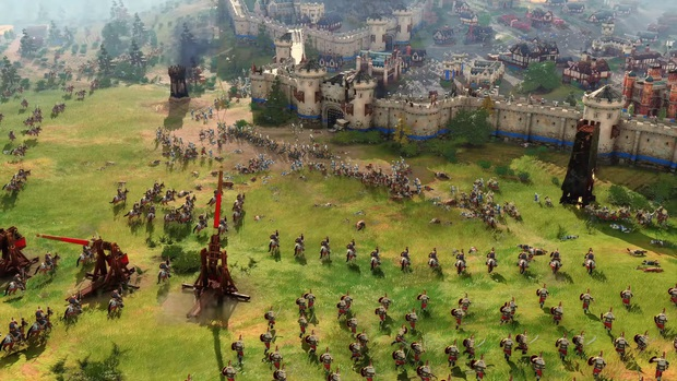 Tựa game gây bão phòng net - Age of Empires sẽ có phiên bản IV mới, gameplay và đồ họa ấn tượng - Ảnh 2.