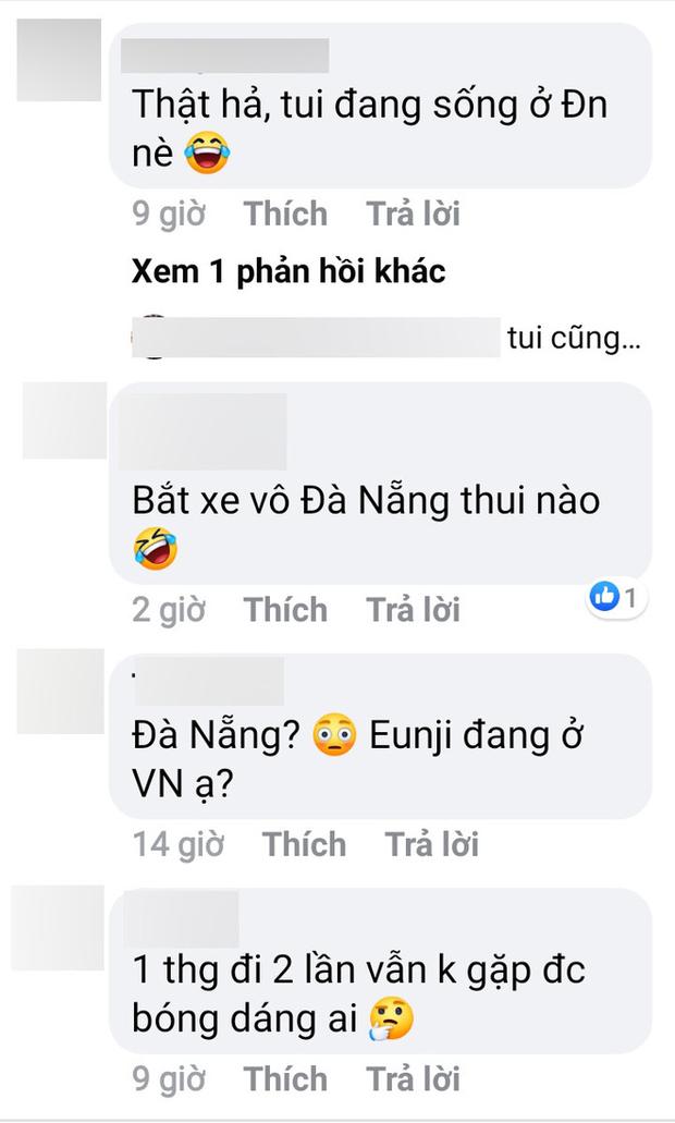 """Lại thêm idol Kpop vi vu Việt Nam: Eunji (Apink) bí mật sang Đà Nẵng, đưa em trai vừa thi đại học """"xả"""" stress - Ảnh 5."""