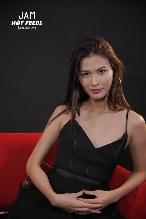 So với thời Next Top, Cao Thiên Trang đẫy đà hơn hẳn khi tham gia Hoa hậu giang hồ - Ảnh 6.