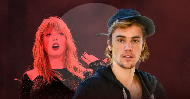 Justin Bieber và Selena Gomez phản ứng cực căng trước lùm xùm Taylor Swift và Scooter: Gây chú ý hơn người trong cuộc! - Ảnh 1.