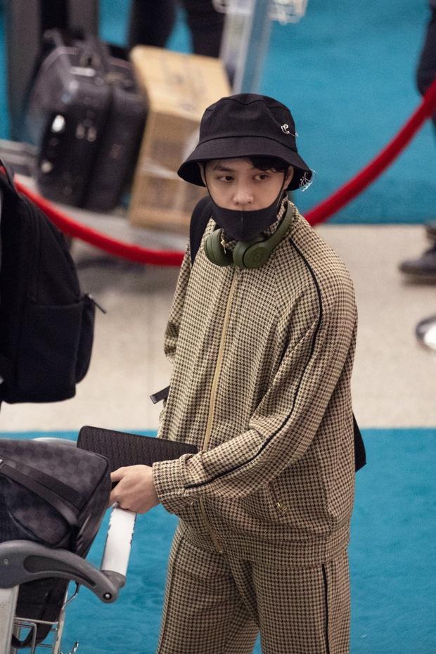 Trước giờ G, Noo Phước Thịnh mướt mồ hôi tập luyện cho màn trình diễn khủng tại lễ trao giải ở Hàn Quốc - Ảnh 2.
