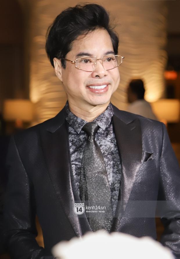 Hồ Hoài Anh - Lưu Hương Giang sánh đôi cực tình, cùng dàn sao đình đám Vbiz đổ bộ đám cưới Giang Hồng Ngọc - Ảnh 11.