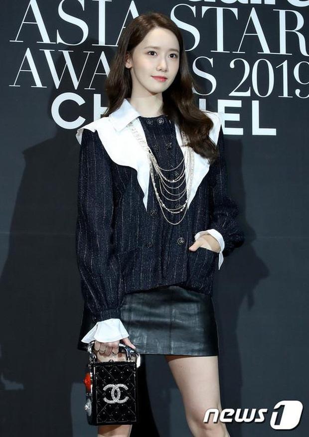 Hết Yoona rồi đến Hà Tăng ưu ái diện chân váy da, bạn sao có thể kìm lòng trước item sang chảnh hào nhoáng này? - Ảnh 2.