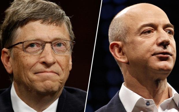 Lần đầu tiên sau 2 năm, Bill Gates chính thức giành lại ngôi giàu nhất thế giới từ tay Jeff Bezos - Ảnh 1.