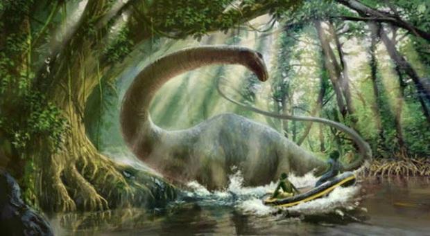 Giải mã bí ẩn thủy quái khổng lồ xứ Congo Mokèlé-mbèmbé: Thực sự tồn tại hay chỉ có trong truyền thuyết? - Ảnh 2.