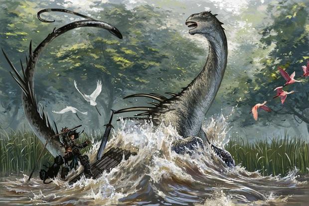Giải mã bí ẩn thủy quái khổng lồ xứ Congo Mokèlé-mbèmbé: Thực sự tồn tại hay chỉ có trong truyền thuyết? - Ảnh 5.