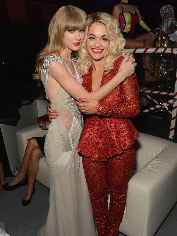 Chuyện cũ kể lại: Calvin Harris thời hẹn hò cùng Taylor Swift cũng cấm Rita Ora trình diễn hit của chính mình! - Ảnh 4.