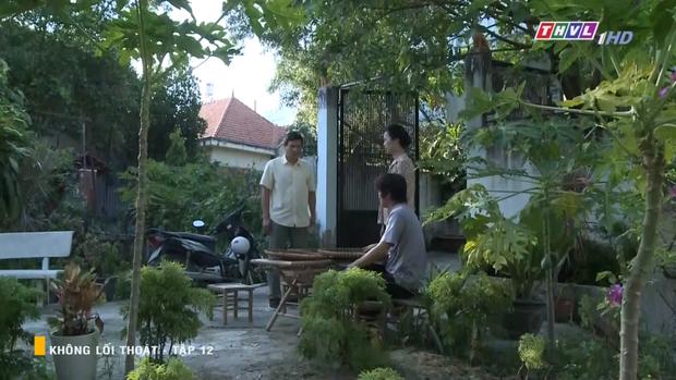 Không Lối Thoát tập 12: Lương Thế Thành mặc kệ vợ động thai, hí hửng đến nhà nhân tình giàu có ra mắt - Ảnh 5.