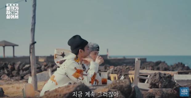Ra đây mà xem Lee Dong Wook hẹn Gong Yoo đi ngắm biển rồi ăn tối cùng nhau nữa! - Ảnh 3.