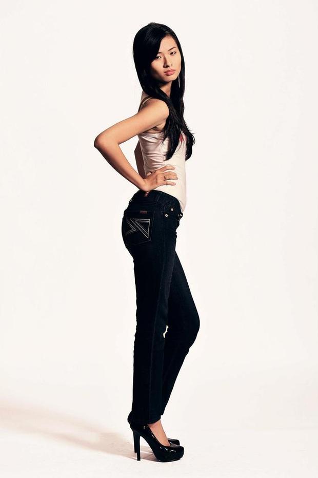 So với thời Next Top, Cao Thiên Trang đẫy đà hơn hẳn khi tham gia Hoa hậu giang hồ - Ảnh 2.