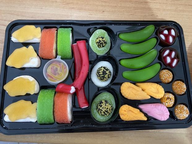 """Món kẹo sushi của Chupa Chups đang """"gây lú"""" trên diện rộng: trông cute nhưng chẳng lẽ ăn vào có vị… hải sản? - Ảnh 3."""