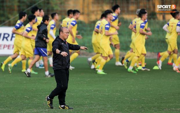 HLV Park Hang-seo không dẫn dắt U22 Việt Nam đá giao hữu, dồn toàn tâm trí cho buổi tập quan trọng cùng ĐTQG - Ảnh 5.