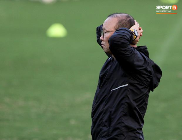 HLV Park Hang-seo không dẫn dắt U22 Việt Nam đá giao hữu, dồn toàn tâm trí cho buổi tập quan trọng cùng ĐTQG - Ảnh 6.