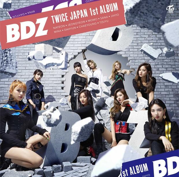 10 album của nhóm nhạc Kpop bán chạy nhất tại Nhật: BTS giữ vị trí khiêm tốn, TVXQ vẫn phải chịu thua trước 2 nhóm nữ - Ảnh 6.