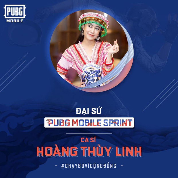 Sau Chi Pu, ca sĩ Hoàng Thùy Linh trở thành đại sứ trong chiến dịch mới của PUBG Mobile - Ảnh 1.