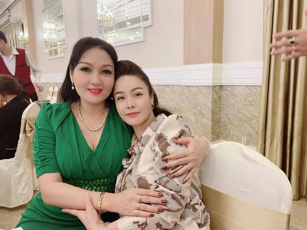 Nhật Kim Anh phản pháo cực gắt vì chồng tố bịa chuyện, chị gái tiết lộ em bị đánh bầm tím lúc mang thai - Ảnh 3.