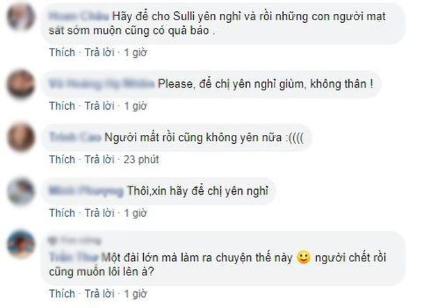 Rợn người với loạt phát ngôn máu lạnh từ anti fan trong show truyền hình điều tra về cái chết của Sulli - Ảnh 7.