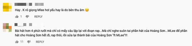 Những lần kết hợp lệch pha đáng tiếc của Vpop: ViruSs bị chê phá bài Amee, giọng Khắc Việt, MLee thì bị dìm đến chìm nghỉm trong bài hát của chính mình - Ảnh 2.