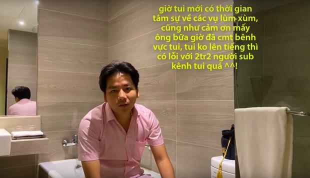 """Lần đầu tiên Khoa Pug quay vlog chia sẻ sau loạt scandal ở Nhật Bản: """"Lên tiếng vì 2,2 triệu người theo dõi chứ tôi chẳng quan tâm ai nói gì đâu"""" - Ảnh 9."""